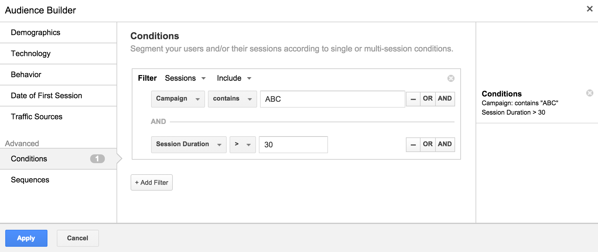 Creating A Remarketing List In Google Analytics