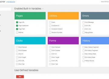9 דברים שאתם חייבים להכיר בממשק החדש-דנדש של גוגל תג מנג׳ר